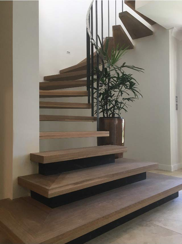 wooden stairs sydney