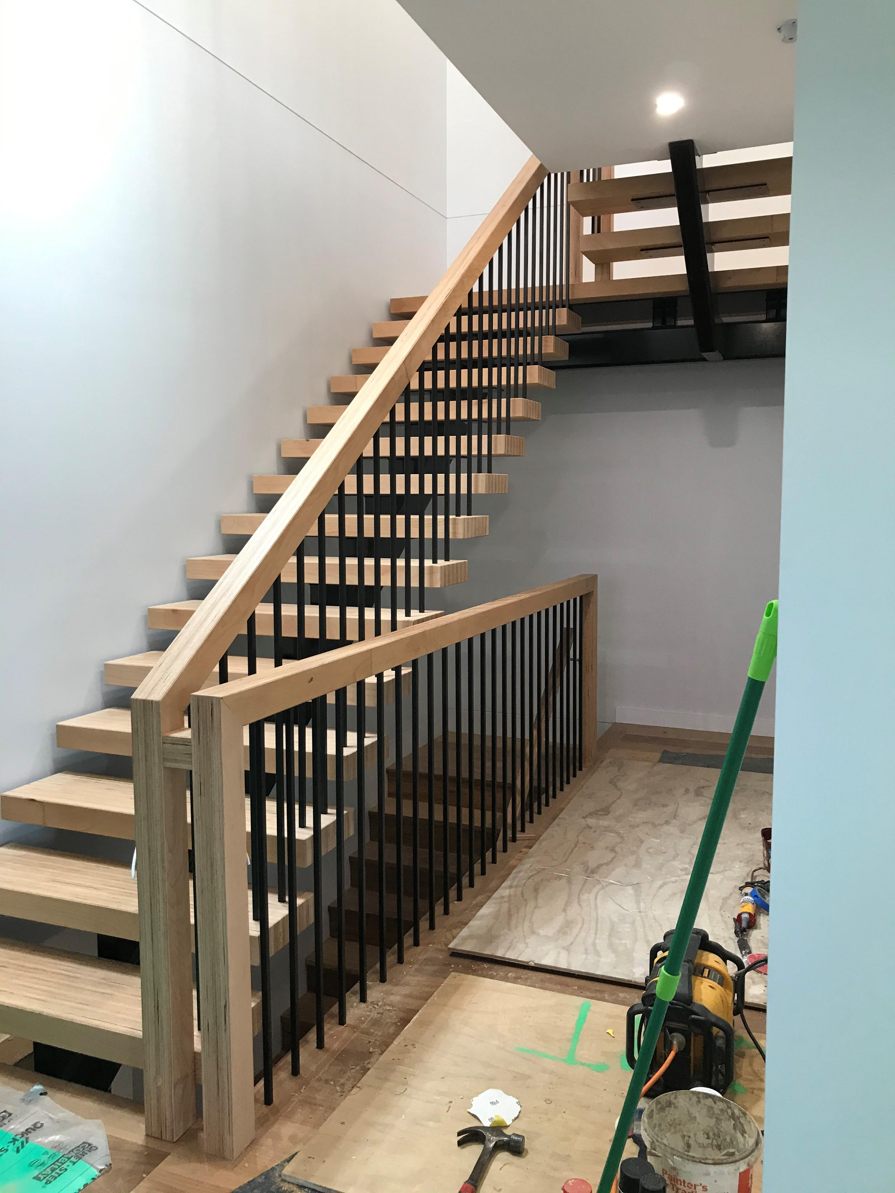 Timber Stair Cases Design